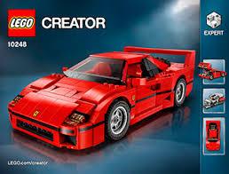 lego f40 f40 10248 lego creator expert building
