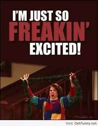 Excited Memes - christmas meme 008 so freakin excited comics and memes