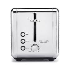 Bella Toaster Reviews Bella Linea 2 Slice Stainless Steel Toaster 8321701 Hsn