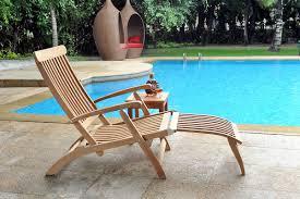 Tropicana Outdoor Furniture by Hiteak Furniture Deck Chair U0026 Reviews Wayfair