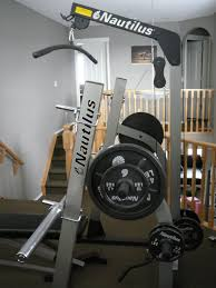 Nautilus Bench Movingsaleyyc2011 Nautilus Weight Set With Bench 600 Obo Weight