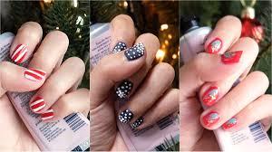 a val label blog archive diy christmas nail art