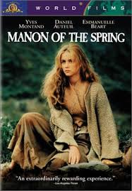 Beautiful Movie Manon Des Sources Manon Of The Spring Jean De Florette Ii