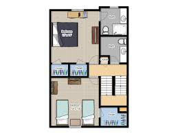 floor plans of kendallwood apartments in gladstone mo