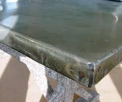 Zinc Table Top Large Zinc Top U0027dairy U0027 Table Antique Tables U0026 Desks