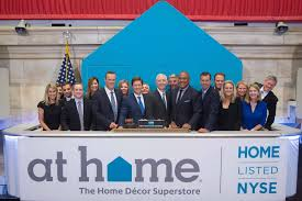 At Home The Home Decor Superstore Plano Based At Home Ipo Closes Flat Can Big Box Retailer Be