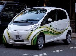mitsubishi small car file mitsubishi electric car jpg wikimedia commons