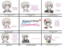 Iceland Meme - iceland meme by nakaisan on deviantart