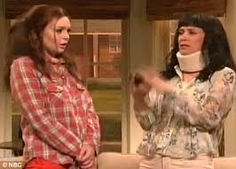 lindsay lohan saturday night live spot gets brutally critiqued on