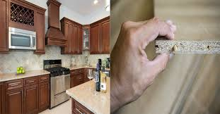 best waterproof material for kitchen cabinets thermofoil cabinets vs wood cabinets pros cons and costs