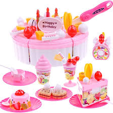 gifts for kids children play toys kids birthday gifts cake cut creative