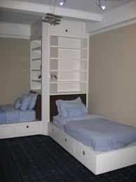 kids bed black wood platform storage bed small kids bedroom