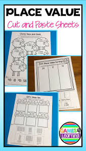 Place Value Worksheets For 4th Grade 25 Best Number Places Ideas On Pinterest Place Value Cards