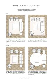 Living Room Rug Size Guide Living Room How To Series Area Rug Placement Shannon Claire