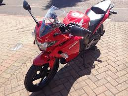 honda cbr showroom honda cbr 125r d showroom condition 2014 red 7000 mls in