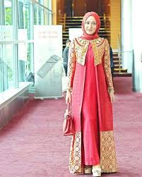 gambar model baju batik modern model baju batik dian pelangi dan pesta informasi my id