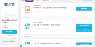 buy discount gift cards retailmenot cashback feature savings