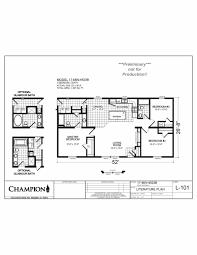 Champion Manufactured Homes Floor Plans Floor Plan Downloads 20th Century Homes