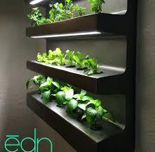 herb wall indoor herb gardens u2013 satuska co
