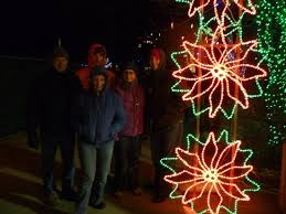 zoo lights at hogle zoo hogle zoo lights at christmas picture of utah s hogle zoo salt