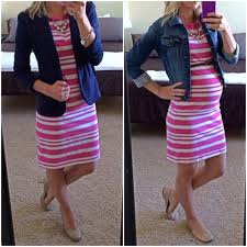 second maternity clothes thrifty happy the most of your non maternity