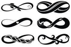 tribal infinity symbol 05 http infinitytattooist com