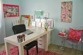 West Elm White Parsons Desk Office Desk Rearrange The Hello Lovely