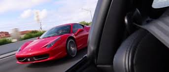 modified ferrari watch this modified toyota supra teach a ferrari 458 a lesson