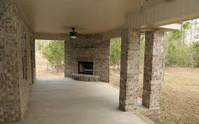 covered patio with fireplace outdoor fireplace under covered patio photo gallery backyard