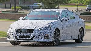 nissan altima coupe straight pipe vwvortex com 2019 nissan altima spied