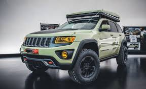 2015 jeep cherokee light bar jeep chief concept driven feature car and driver