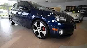 2013 volkswagen gti 4 door shadow blue stk p2832 for sale at
