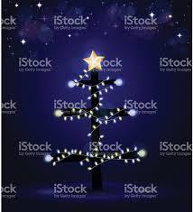 christmas tree lights stock vector art 622913816 istock