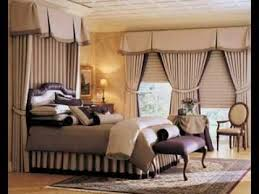 curtain design ideas for bedroom curtains design ideas for master bedroom youtube