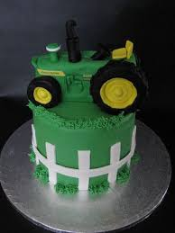 8 best john deere tractor cakes images on pinterest tractor