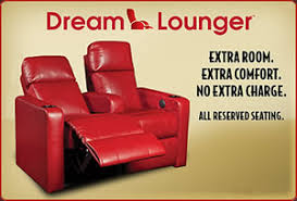 dream lounger leather recliners in movie theaters in omaha nebraska