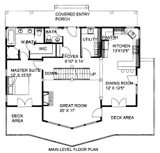 log style house plan 3 beds 2 50 baths 2281 sq ft plan 117 675