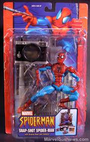 snap shot spider man marvel database marvelousnews
