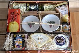 gift basket companies gift idea for cheese california artisanal cheese