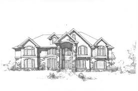 colonial luxury house plans luxury home plans home design nielsen