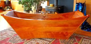 Wood Bathtubs Awesome Wooden Bathtubs Well Done Stuff