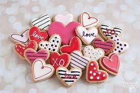 valentines cookies sugar cookies valentines day sugar cookies minihearts wm