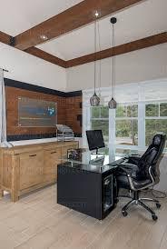 transformer un garage en bureau design d intérieur projet commercial