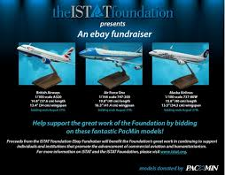 istat international society of transport aircraft trading blogs