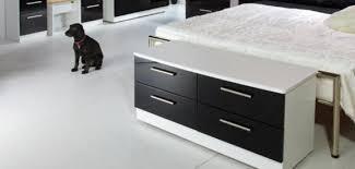 Bedroom Furniture White Gloss High Gloss Bedroom Furniture