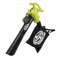 Blower Vaccum Sun Joe Blower Joe 3 In 1 Electric Blower Vacuum And Leaf