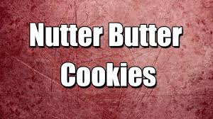 nutter butter cookies simple recipes easy to learn youtube