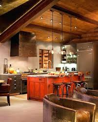 rustic kitchen islands with seating depth of kitchen island with sink average size of kitchen island