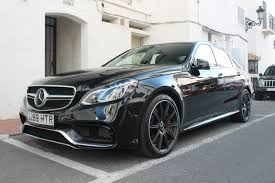mercedes e 6 3 amg 2014 mercedes e63 amg s on road sound and details