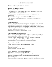 Security Job Resume Samples by Good Vs Bad Resume Free Resume Example And Writing Download